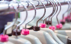 洋服の買い物